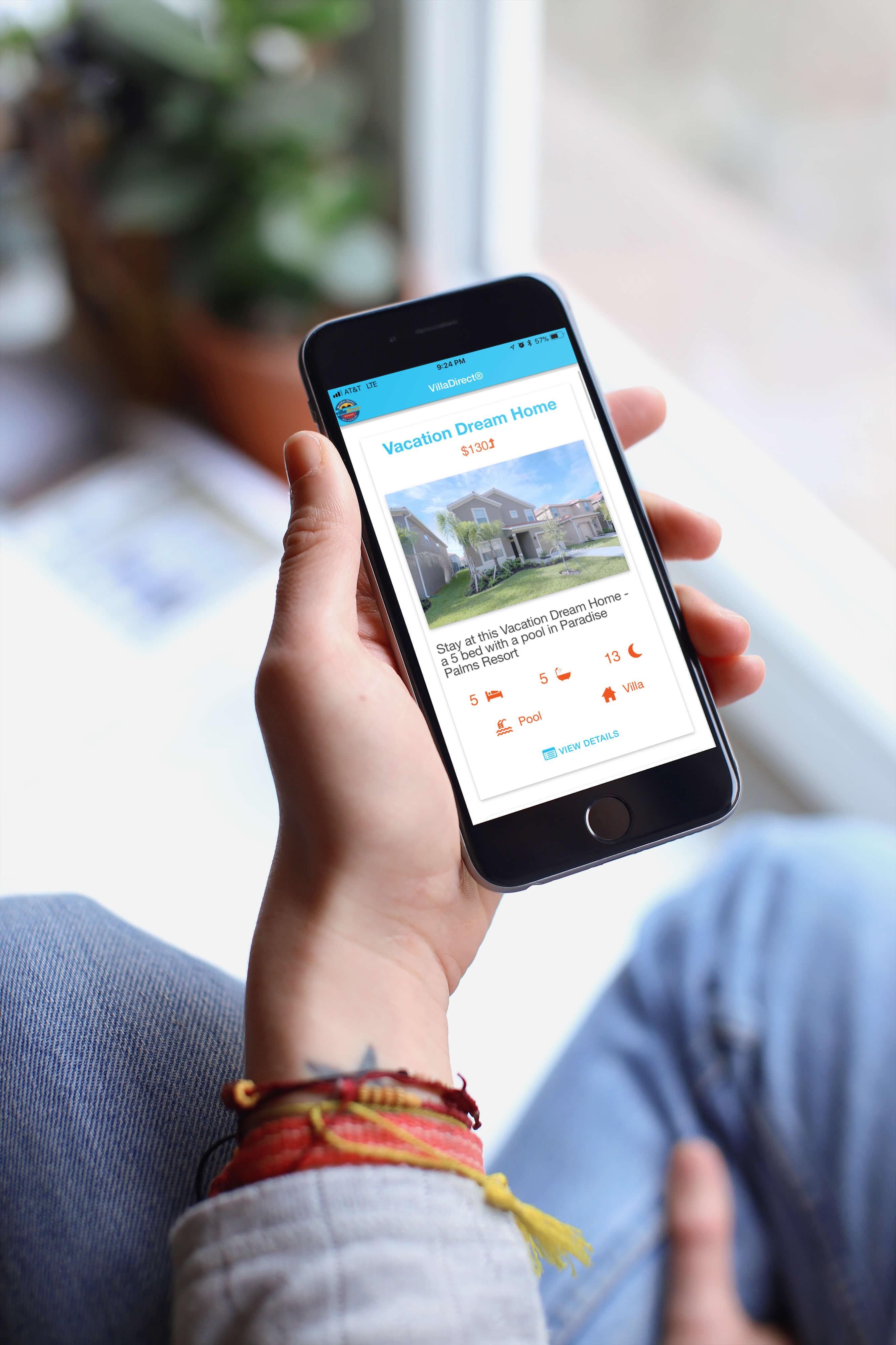 VillaDirect Guest App
